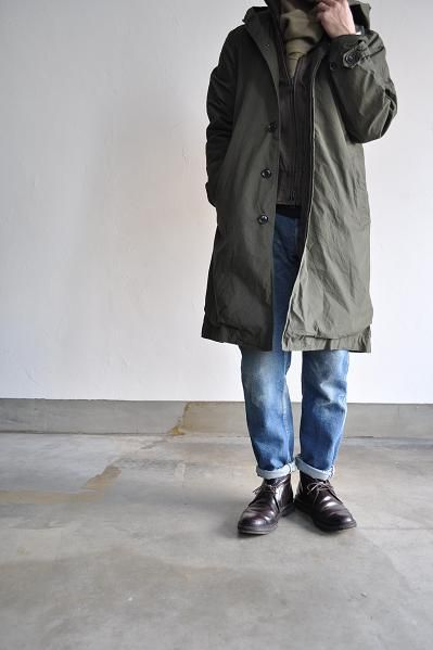 Ordinary fits/オーディナリーフィッツ BASIC TIGHT 5POCKET USED WASH