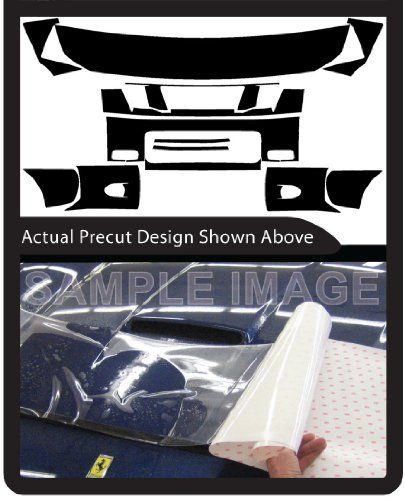 Nissan Titan PRO-4X (2008-2013) 3M Clear Bra Paint Protection Film Kit - http://www.productsforautomotive.com/nissan-titan-pro-4x-2008-2013-3m-clear-bra-paint-protection-film-kit/
