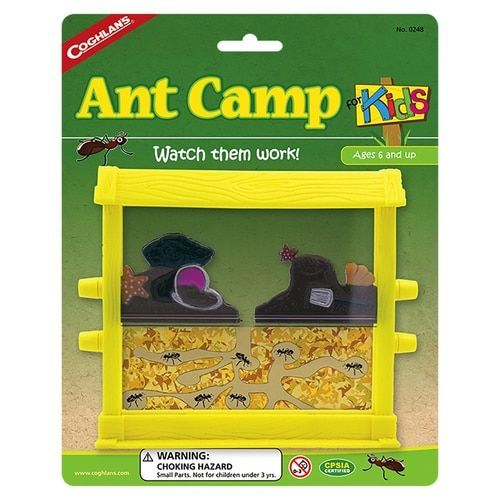 Coghlan's Ant Camp For Kids #Ants