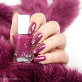 essie • berry in love • Bridal / Wedding Gel Couture ...