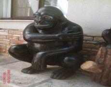 Orangutans Statue