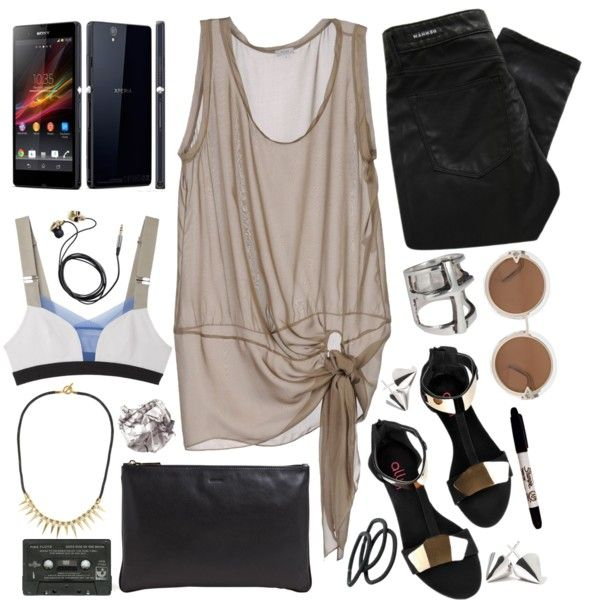 """Sand Dunes"" by jess on Polyvore"