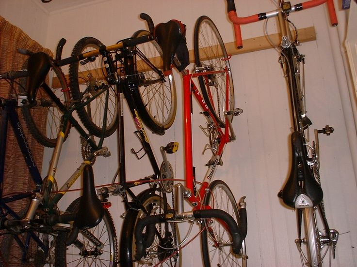 creative and low price bicycle storage ideas bicycle. Black Bedroom Furniture Sets. Home Design Ideas
