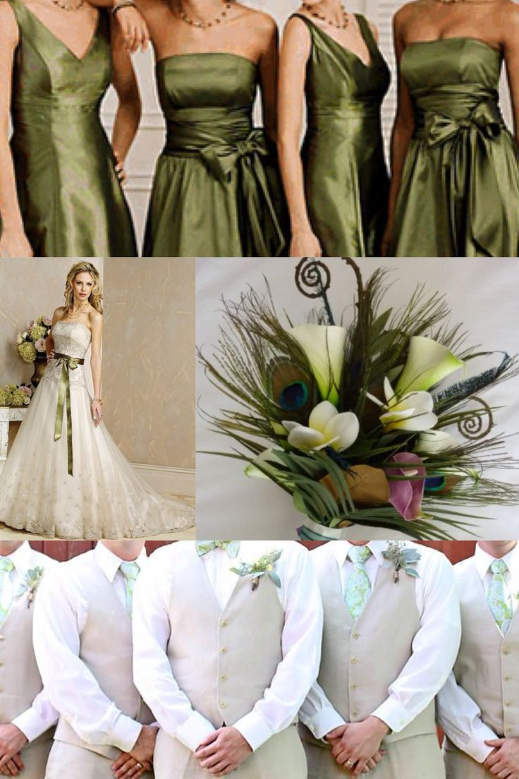 Another green theme #wedding