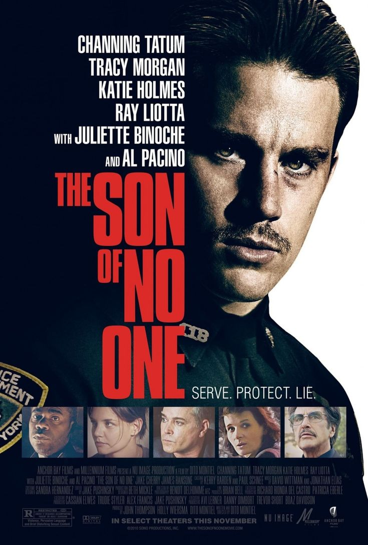 "Un flic pour cible ""The son of no one"" (Dito Montiel) 2011"