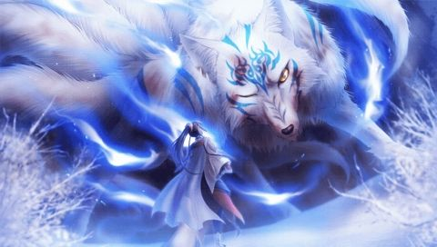anime white fox - Google Search | Anime: Fantasy ...