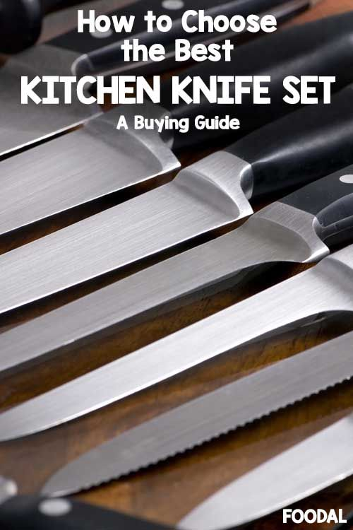 Few things are as important for the home cook, or professional chef, than a good set of knives - they're invaluable tools essential for the daily preparation of your meals.   And while many cooking websites dismiss the idea of buying a set in favor of buying individual pieces, there's nothing wrong with getting a good set. Providing you know what to look for. Read this guide to find out more now…
