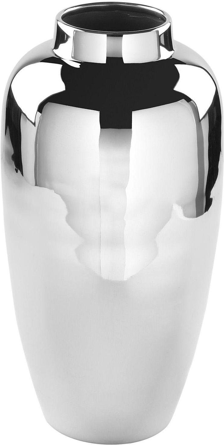 FINK Vase »LIVORNO« silber Jetzt bestellen unter: https://moebel.ladendirekt.de/dekoration/vasen/bodenvasen/?uid=2cd9d349-21f6-5e0a-bde0-21d81d19f1e3&utm_source=pinterest&utm_medium=pin&utm_campaign=boards #bodenvasen #vasen #dekoration
