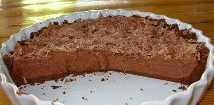 Torta Mousse con Chocolinas