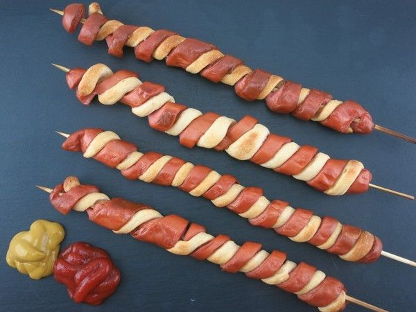 Hot Dog Wirbel
