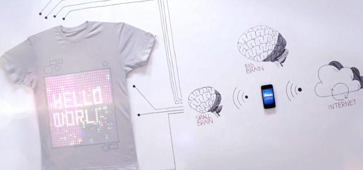 Ballantine's tshirtOS – Think with Google