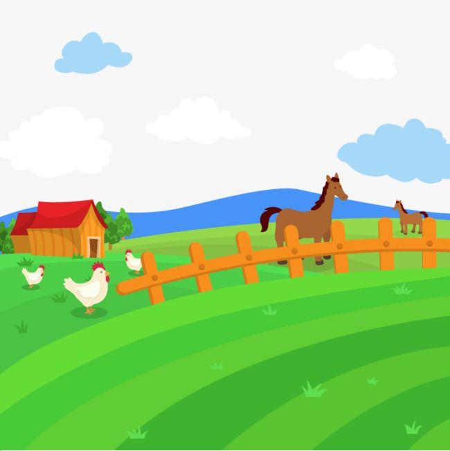 Vector Farm Farm Vector Farm Animal Party Vector