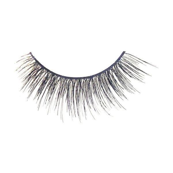96e548a3ae5 Eldora M103 Real Hair Black Multi-Layered Winged False Eyelashes #Eldora  #LashGoals #Eyelashes #FalseLashes #Lashes