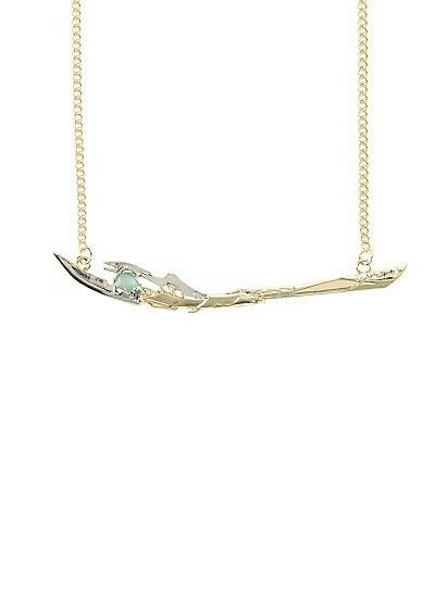 Marvel Avengers Loki Scepter Necklace, , hi-res Marvel Avengers Loki Scepter Necklace, , alternate PREVIOUSNEXT Enlarge MARVEL AVENGERS LOKI SCEPTER NECKLACE - Visit to grab an amazing super hero shirt now on sale!