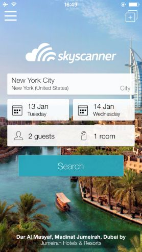 Cheap flights | Free flight comparison at www.skyscanner.net