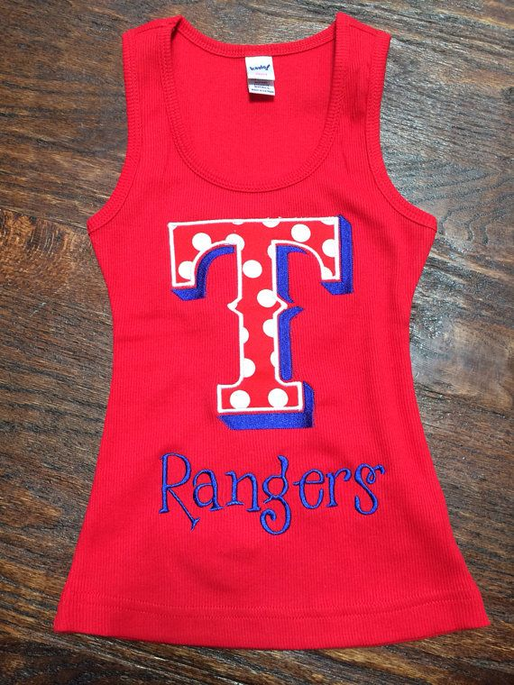 Hey, I found this really awesome Etsy listing at https://www.etsy.com/listing/184982699/texas-rangers-baseball-shirt