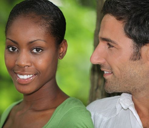 Right wrong dating Interracial or