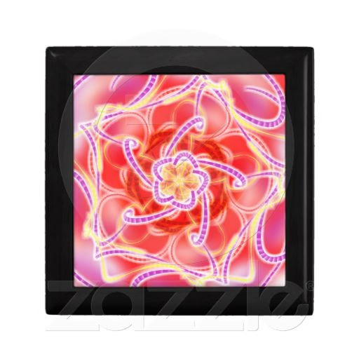 pink mandala jewelry boxes  ideal for special gift  All products with this design you can find here: http://www.zazzle.com/ann_geldesign/gifts?gp=105213390510812494