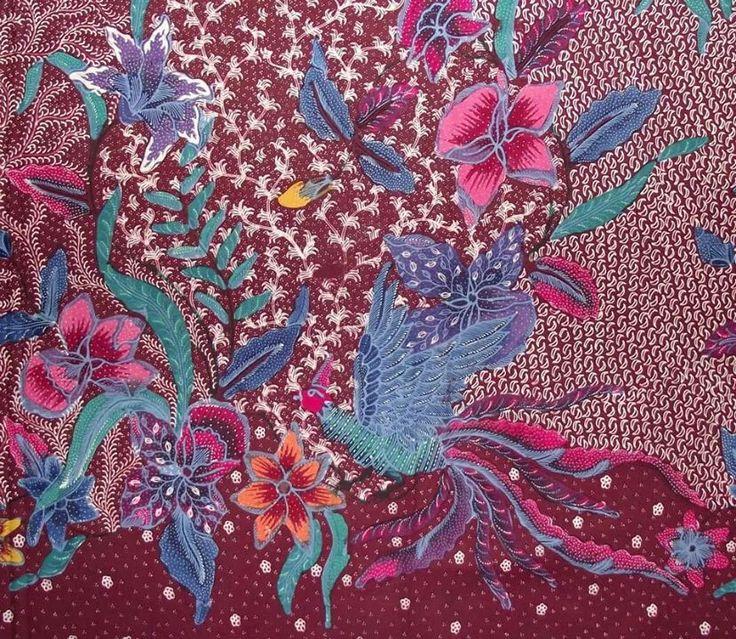 Batik Encim - Djawa Baroe