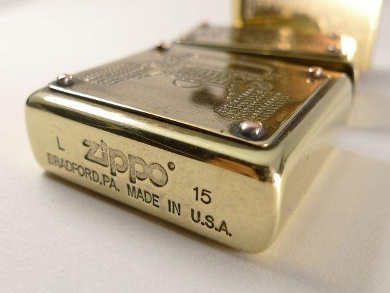 Custom personalized Zippo / Jeep Wrangler Pasion por EdcApparatus