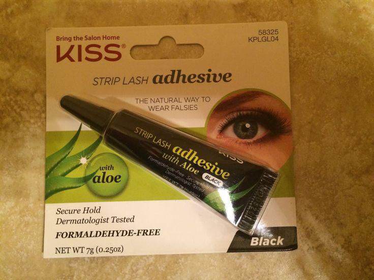 KISS Strip Lash Adhesive @influenster #KISSlashes