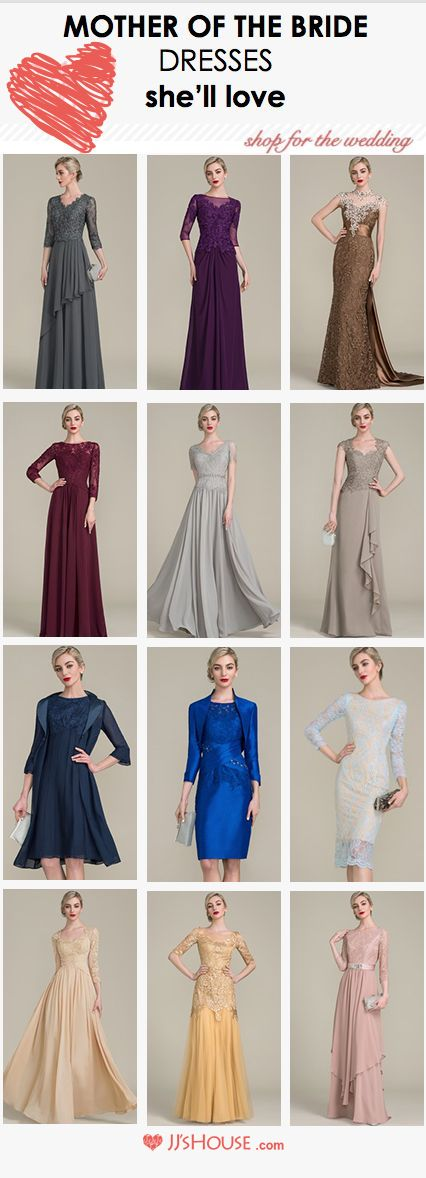 Mother of the Bride Dresses You'll Love, 1000s of Styles, Low Prices, Tailor-made to you! Browse today! #motherofthebride