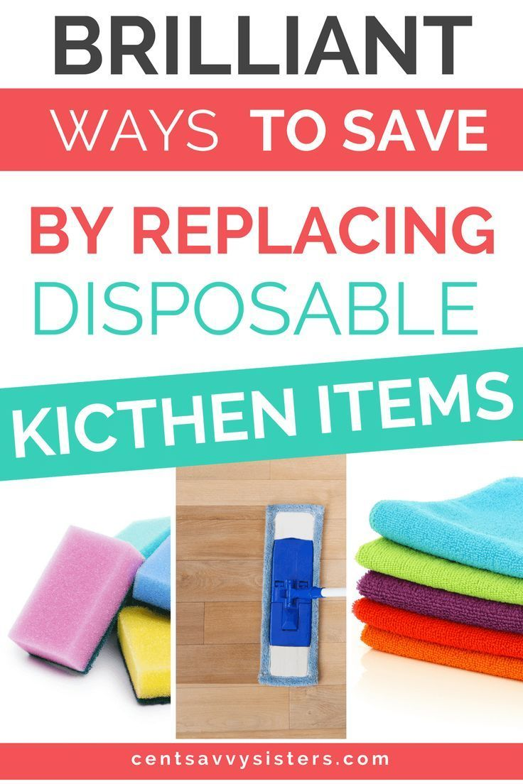 Genius Reusable Kitchen Items That Will Save You Money | Paper ...