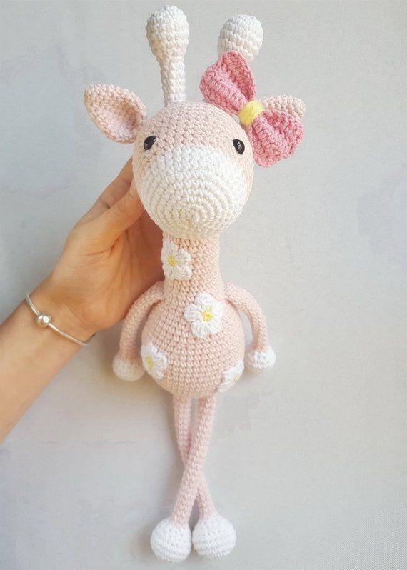 Amigurumi Little Giraffe-FreePattern (Amigurumi Free Patterns)   Crochet  giraffe pattern, Giraffe crochet, Crochet amigurumi free patterns   798x570