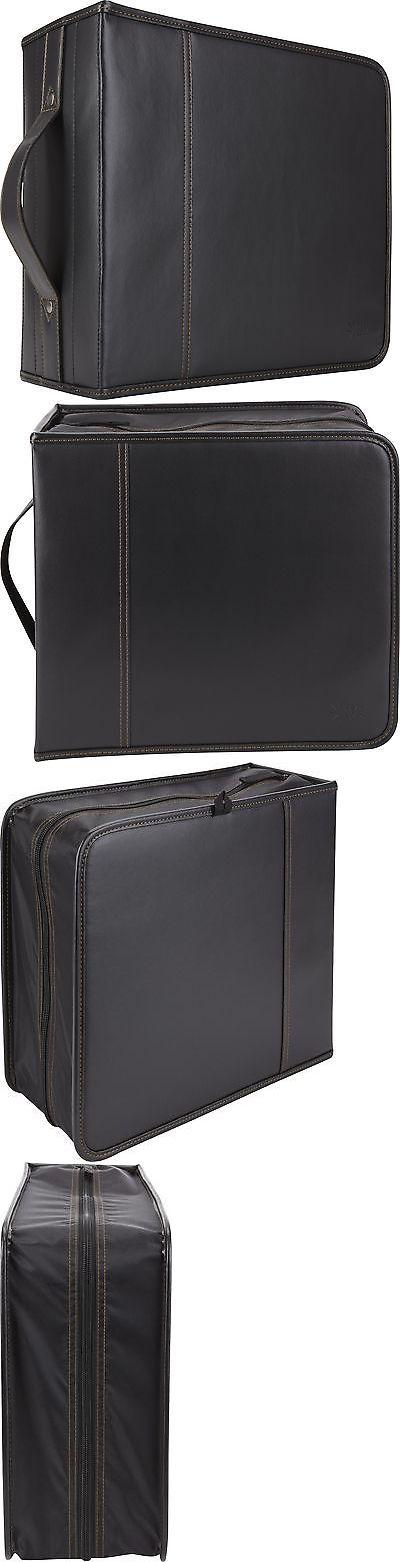 Media Cases and Storage: Case Logic Ksw-320 Koskin 336 Capacity Cd/Dvd Prosleeves Wallet (Black) 320 New -> BUY IT NOW ONLY: $32.45 on eBay!