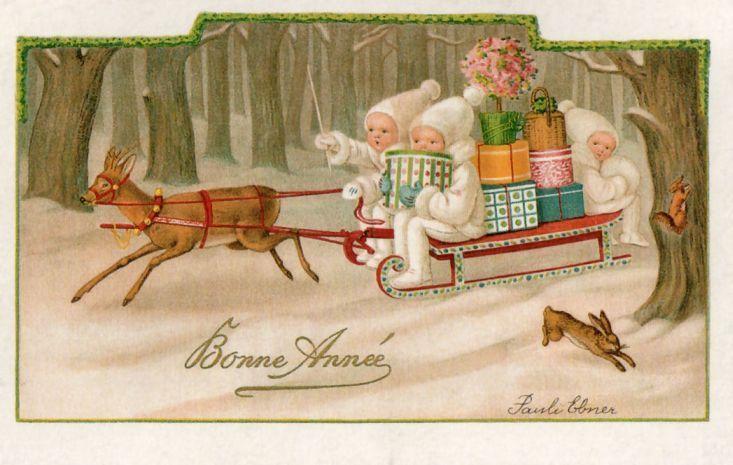 Promifick Zu Weihnachten