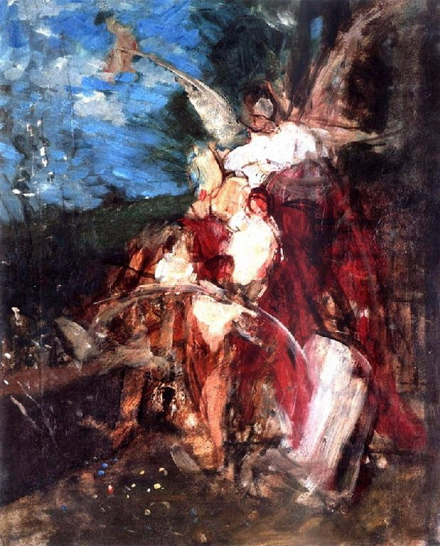.:. Γύζης Νικόλαος – Gyzis Nikolaos [1842-1901] Η τέχνη και τα πνεύματά της