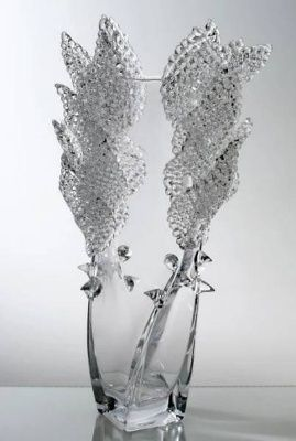 Váza sklo • Bořek Šípek