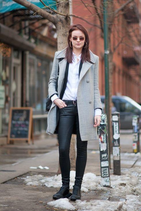 【ELLEgirl】Svea(20)/モデル、ブロガー STREET STYLE / ニューヨークスナップ エル・ガール・オンライン
