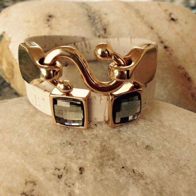Bracelets with swarovski  Danijewellery