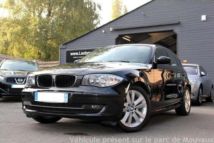 BMW SERIE 1 (E87) (2) 118D 143 LUXE 5P