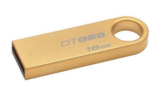 Kingston DTGE9/16GB Memoria USB portatile 16384 MB