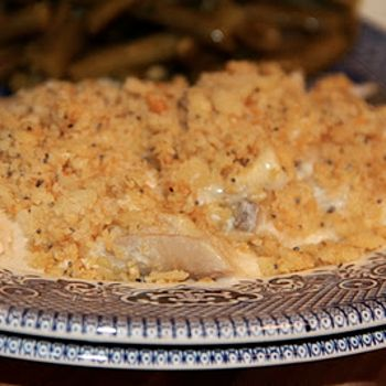 Southern Chicken Casserole Recipe. Making this tonight w low fat soups