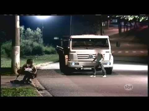 Loira Assassina | Pegadinha INÉDITA | Programa Silvio Santos - YouTube