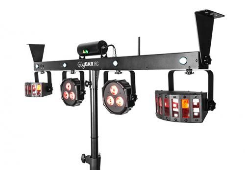 Chauvet Gig Bar IRC 4-in-1 Gig Bar with Remote Control