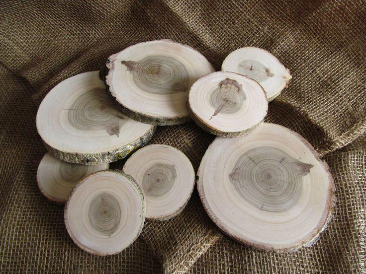 Купить спилы дерева - спилы дерева, деревянные спилы, пеньки, натуральное дерево, срезы дерева