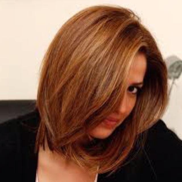 Light brown hair :-)