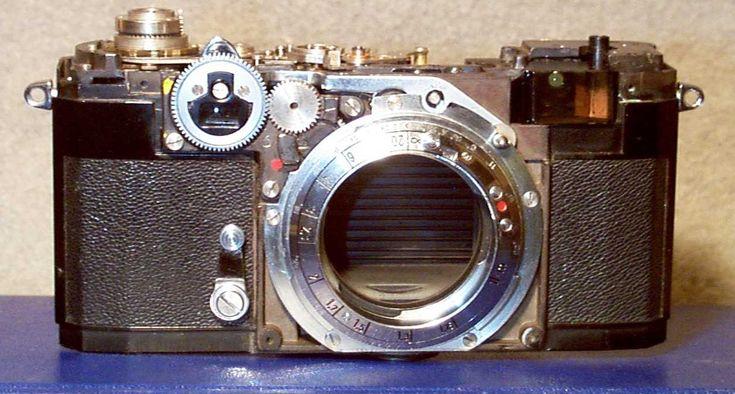 Camera Repair: Zeiss Ikon Contax Camera Repair