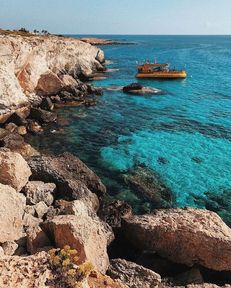 Это море сводит меня с ума #vscocyprus #хохолнакипре