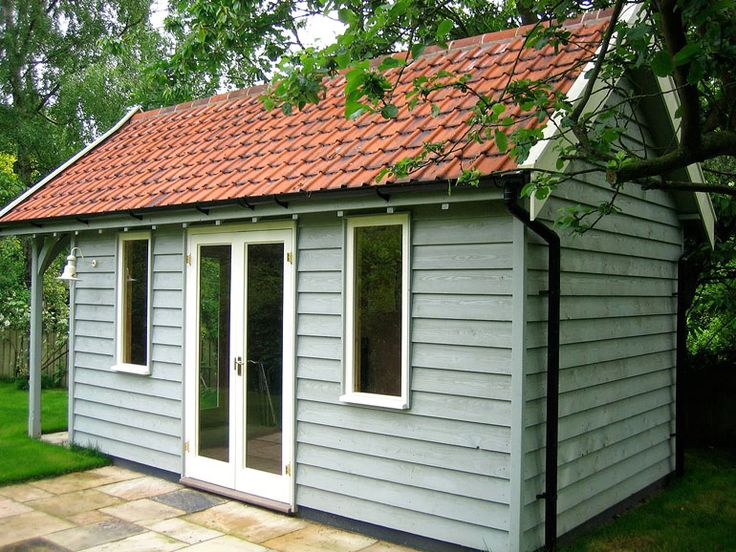 Summer Houses, Garden Offices, Garden Rooms And Garden Studios