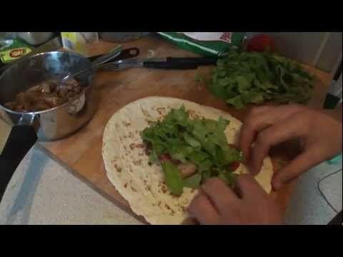 Como fazer tortilhas (burritos, quesadilhas) - YouTube
