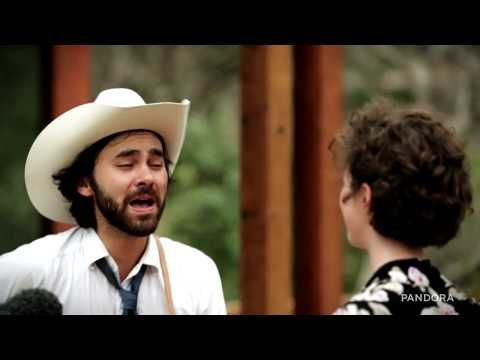 "Cannot stop listening to this. Kinda unrelated but hey // ▶ Shakey Graves ""Dearly Departed"" - Live from the Pandora House at SXSW - YouTube"