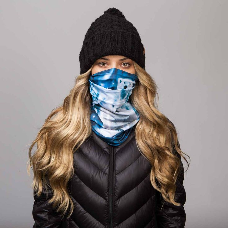 Hadley Neck Gaiter My Style Clothes For Women Winter