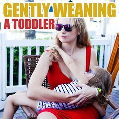 Gently Weaning a Toddler » Daily Mom