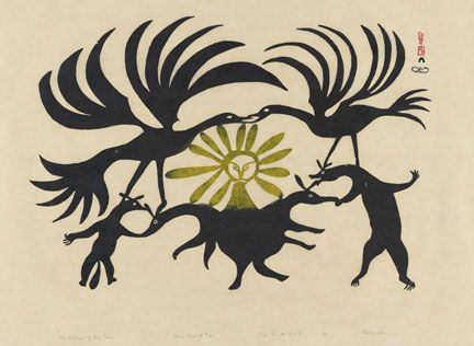"""""""Hunters, Carvers, and Collectors: The Chauncey C. Nash Collection of Inuit Art."""""""