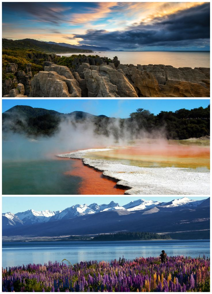 My dad insisted that New Zealand is the most beautiful place on earth.  I must go to see for myself what intrigued him so....